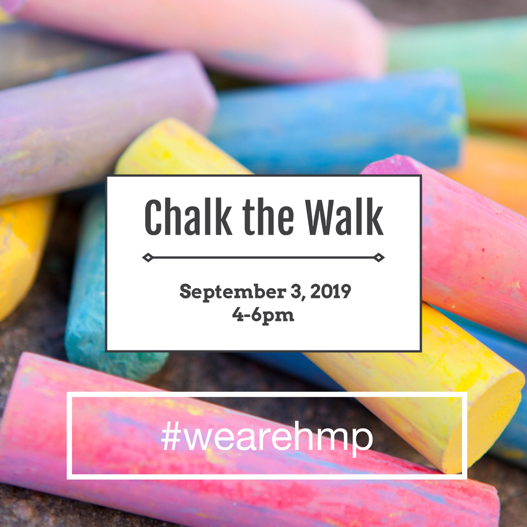 Chalk the Walk September 3