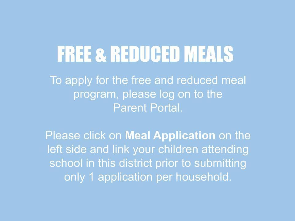 Free/Reduced Meals