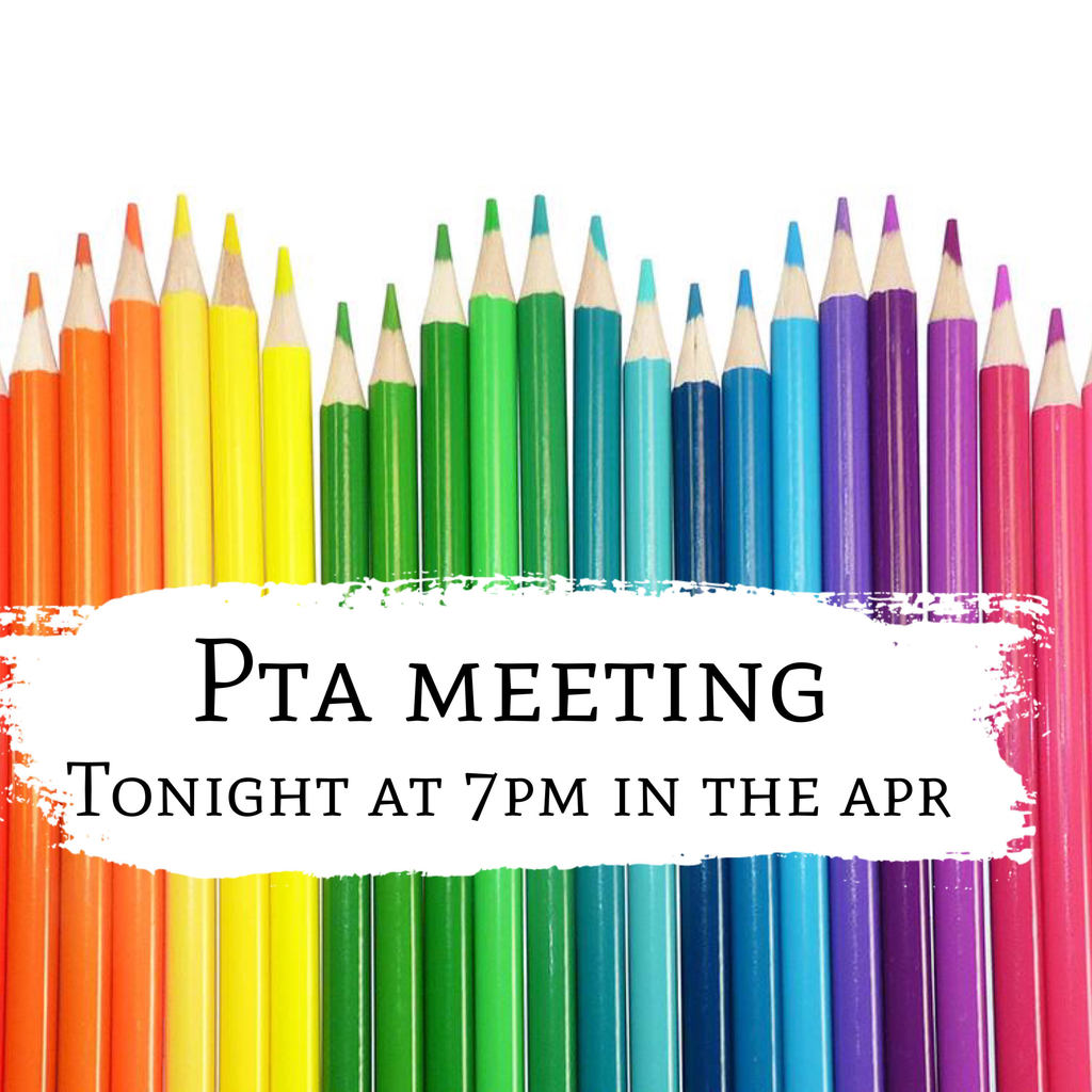 HMP PTA Meeting